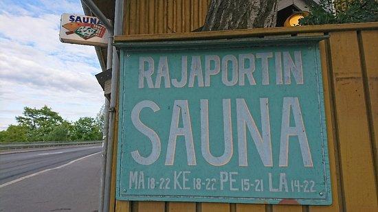 Imagen de Rajaportti Sauna