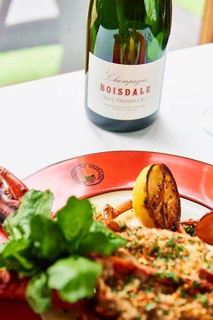 Boisdale Canary Wharf: Boisdale wines