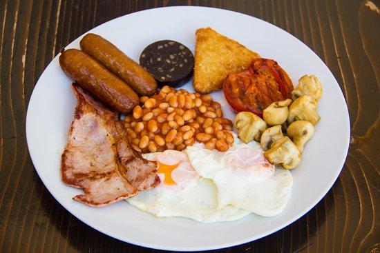 H.C.Andersen: Englisg Breakfast