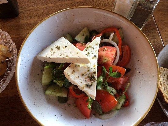 Avli in Malia: Греческий салат