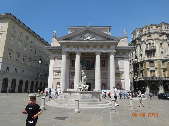 意大利统一广场照片
