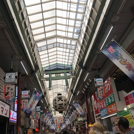 Tenjimbashisuji Shopping Street: photo3.jpg