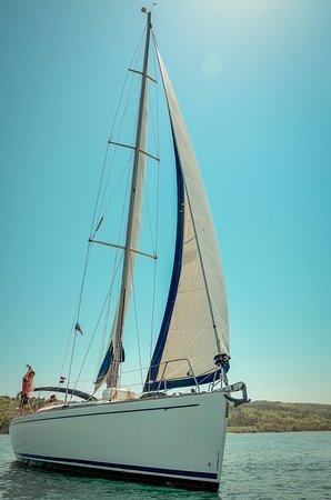 Sozopol, Bulgaria: Sailing yacht Nicole / Salona 45