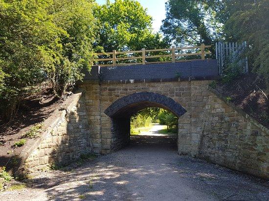 Straws Bridge