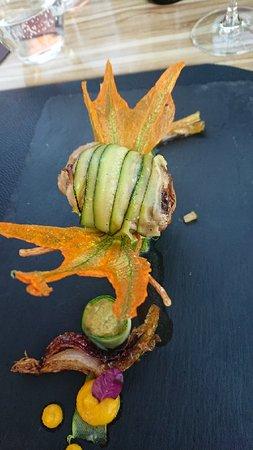 Vaulruz, Swiss: De l amuse bouche au dessert en passant par la vue sur le Moléson, aucune fausse note !