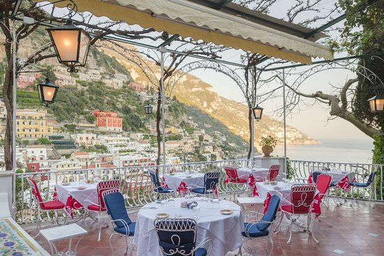Il Tridente Positano Menu Prices Restaurant Reviews