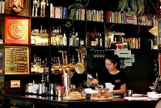 The Shrine Caffe & Bar