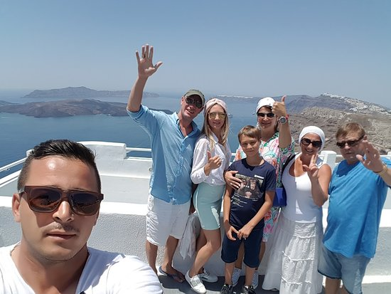 Fantasea Travel Santorini