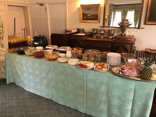 Cashel, Irlanda: Breakfast Buffet