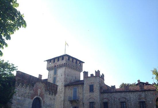 Castello Visconti di San Vito: entrata