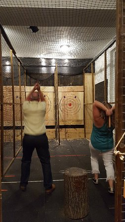 20180629_182635_large jpg - Picture of Ragnarok Axe Throwing