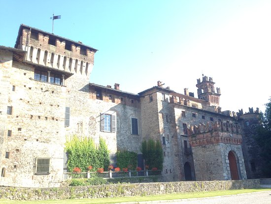 Castello Visconti di San Vito