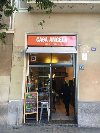 Casa Angela: klein aber fein