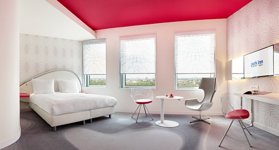 Park Inn by Radisson Amsterdam City West: Superior Room