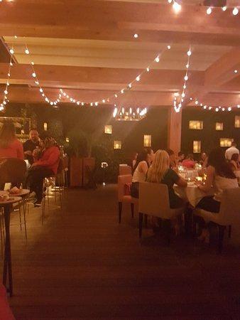 Last night birthday diner