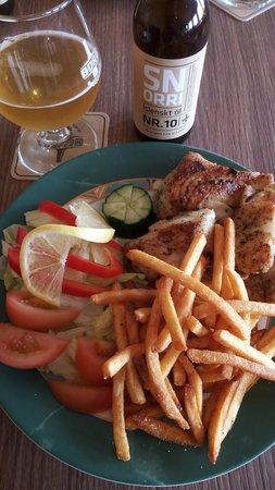 Borgarfjordur Eystri, Islândia: le meilleur Fish & Chips d'Islande