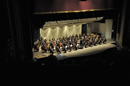 Όλμπανι, Νέα Υόρκη: The Albany Symphony Orchestra at The Palace Theater