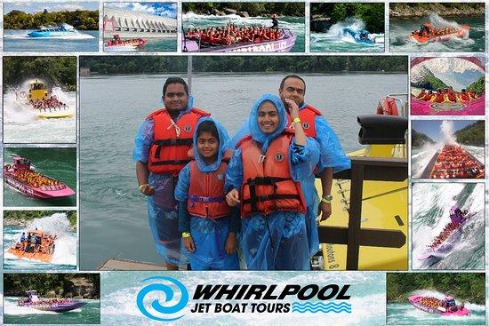 Valokuva: Whirlpool Jet Boat Tours