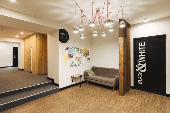 Boutique-Hotel Truvor: Ресепшен отеля