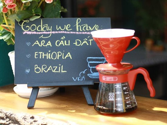 Junior Barista: Great coffee. Great service <3