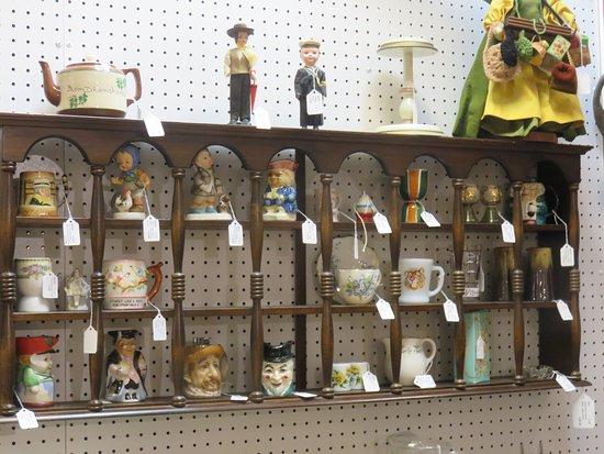 Phillipsburg, Нью-Джерси: collectible figures