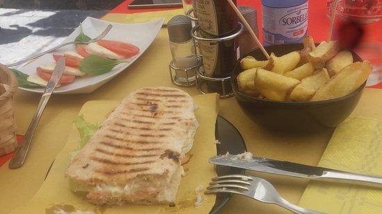 Chilli Pepper: lunch