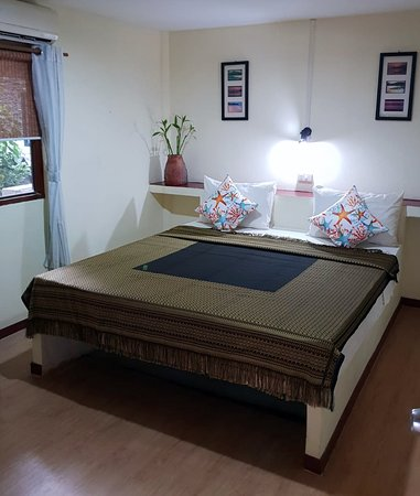 Coco Garden Resort: AC Double Bed Bungalow