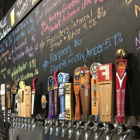 Beerthirty: 20 beers on tap