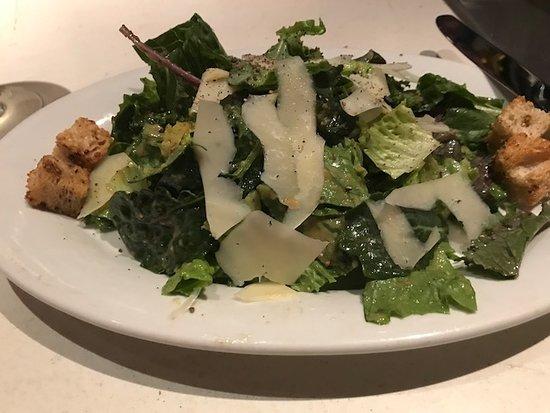 Paul Martin's American Grill: Kale Caesar Salad