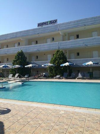 Memphis Beach Hotel, Rhodes, Greece - TripAdvisor