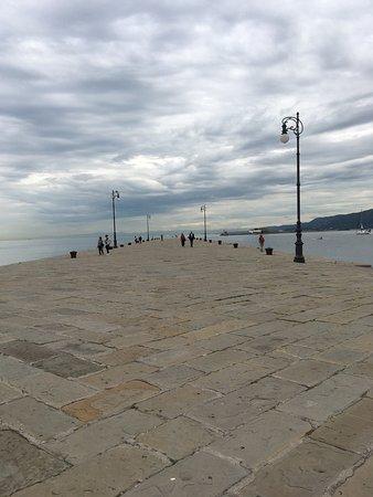 Transferencia entre Venecia y Piran (Eslovenia): Pier