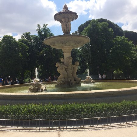 Parque del Buen Retiro Foto