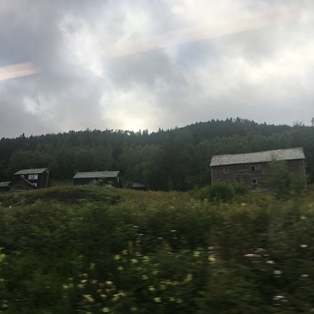 Foto de Bergen to Oslo Train Ride