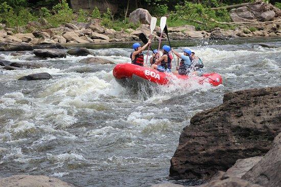 Parsons, Западная Вирджиния: Paddle HI-5