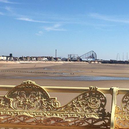 Golden Sands Blackpool: Birthday celebrations at golden sands!!