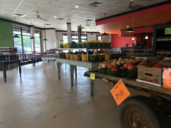 Farm Fresh Produce in Columbus