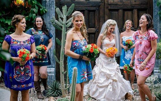 Joseph Toone Tours: Another destination wedding.