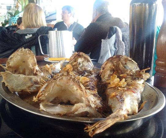 La Taberna del Puerto: A la parrilla