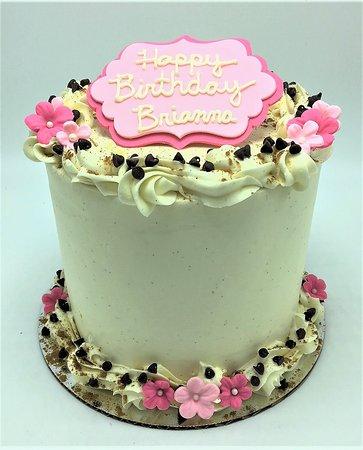 Incredible Heart Bride And Groom Cake With Monogram By Flavor Cupcakery Funny Birthday Cards Online Benoljebrpdamsfinfo