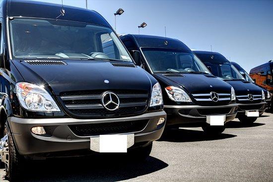 Marlboro, NJ: Shuttle Vans