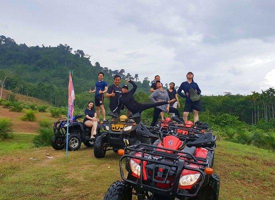 Khuk Khak, Thailand: สนุกสุดๆ