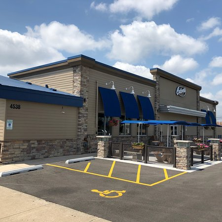Harwood Heights, IL: Culver's