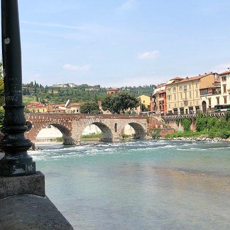 Osteria Ristorante Ponte Pietra照片