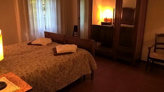 Borgo San Benedetto: Camera da letto