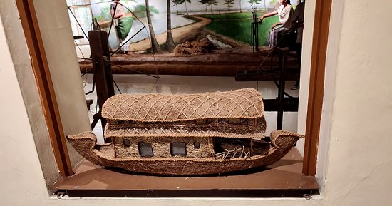International Coir Museum: Other decorative stuff.