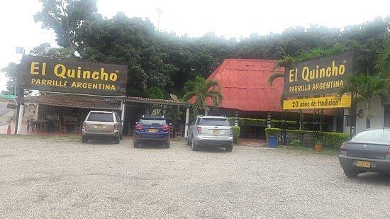 El Quincho, Parrilla Argentina, Anapoima, Cundinamarca