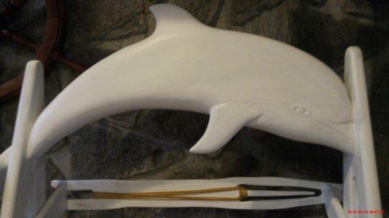 The White Dolphin照片