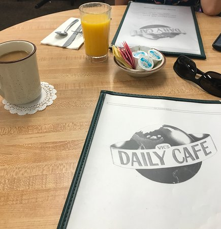 Vic's Daily Cafe Photo