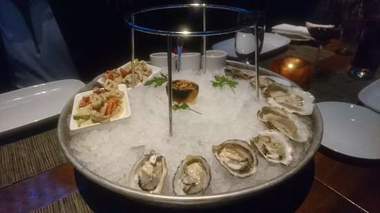 Tom Colicchio's Heritage Steak: Seafood Platter