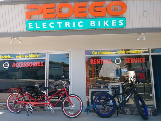 Pedego Dana Point